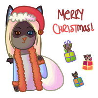 merry christmas !! by bubbIies