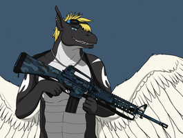Locked and Loaded by R3B3LDR4G0N
