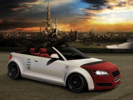 Audi A3 Cabrio by themjdesign