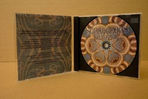 CD cover Immerge by Subaqueous 3 by INDRIKoff