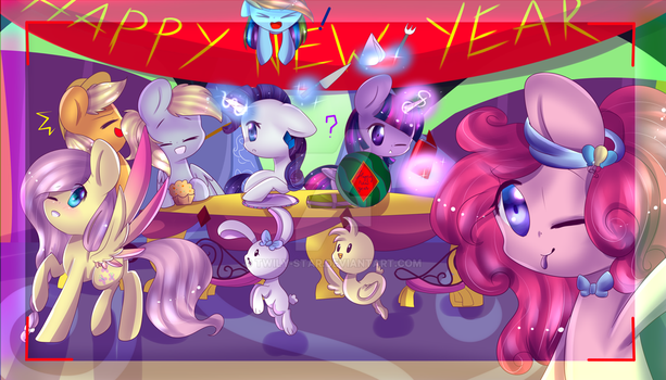 [CE] happy new year by Twily-Star