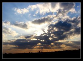 African Sky - 1 by IsaFortyThirty1