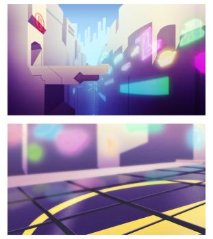 Subsequent backgrounds by theBeardedMEN