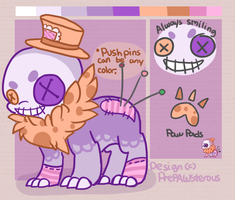 :Design for Sale(closed): by PrePAWSterous
