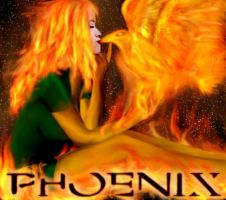 The Phoenix by BloodSpiderX
