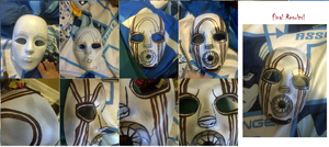 Borderlands 2: Tiny Tina and Psycho mask progress by the-gamefreek