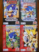 StH Comics Issue 226-229: Sonic Genesis by BoomSonic514
