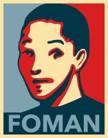 Foman for Mayor by Smyf