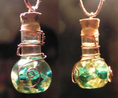 Magic Vial - Earth Rebirth by Izile