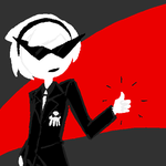 Rose Strider Approves by LadyDarthorn