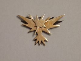 Zapdos Pendant by brotherofjared