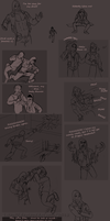 Protodype silliness dump by LilayM