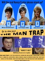 The Man Trap, by Therese B. by Therese-B