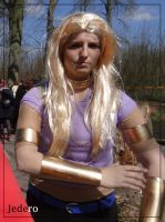 Very not so manly Marik by Jedero