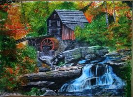Vodenica/watermill by ErvinOgrasevic