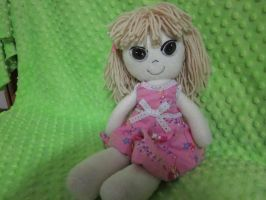 Completed Doll by kaistermaister