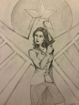 Peggy Carter is the Love of My Life by Sayome315