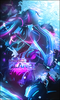 Hydro Planet - Miku Tag by Senzaki-kun