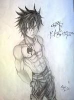 Gray Fullbuster by Black-Spectre13