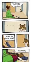 Cat Seduction Tips by RoochArffer