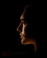 Lee Pace as Roman by MarinaSchiffer