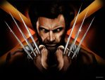 Wolverine Vector by leofiger