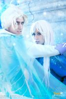 Elias and Jacqueline Frost by DidsRainfall