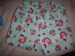 Hello Kitty sleep shorts by zarabethedraws