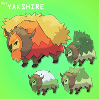 067: Yakshire by SteveO126