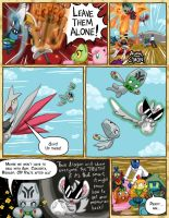 Team Pecha's Mission 3 Page 15 by Amy-the-Jigglypuff