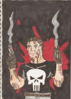 The Punisher by TheSkullgrin140