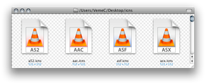 VLC Icons by VemeC