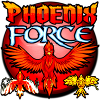 Phoenix Force by POOTERMAN