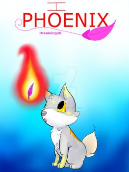 Phoenix cover first comic's by Hoopafrench