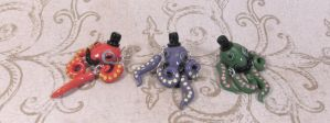 Lures: Gentlemen Octopi by kitcat4056