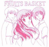 Fruits Basket by usagisailormoon20