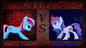 Pony Kombat New Blood 5 Round 1, Battle 16 by Mr-Kennedy92