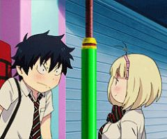 Blue Exorcist-They just so freaking Cute by NelNel-Chan