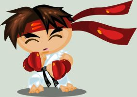 Ryu by vancamelot