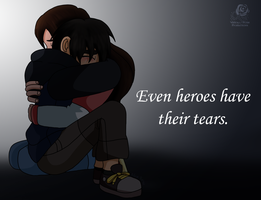 BH6: A Hero's Tears by Aileen-Rose