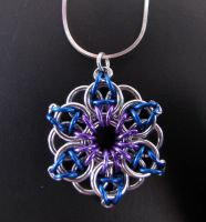 Celtic Visions Star by CharmingChains