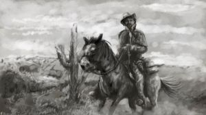 The Old West by Amarond