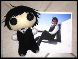 Gerard Plushie by Tigers13
