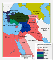 Alternate Middle East by Magnysovich