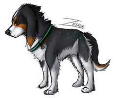 :RQ: - TrikSilverWolf by Softiie