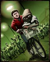 E.T. - Zombies Mash up by andyjhunter