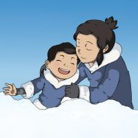 Brotherly Love - Legend of Korra by Cherrycake4