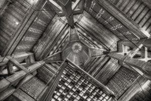 Tower of sailors - St. Joseph church, Le Havre by Witoldhippie