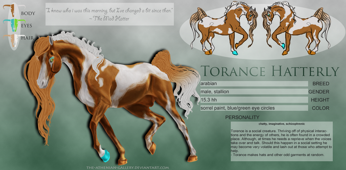 Torance by The-Athenian-Gallery