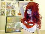 Mary Jane Cosplay by DarcyNycole